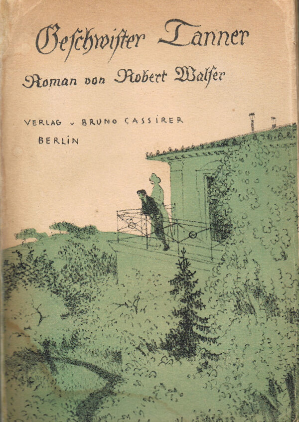Walsertanner Cover